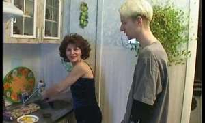 Russian hd sex mom boy